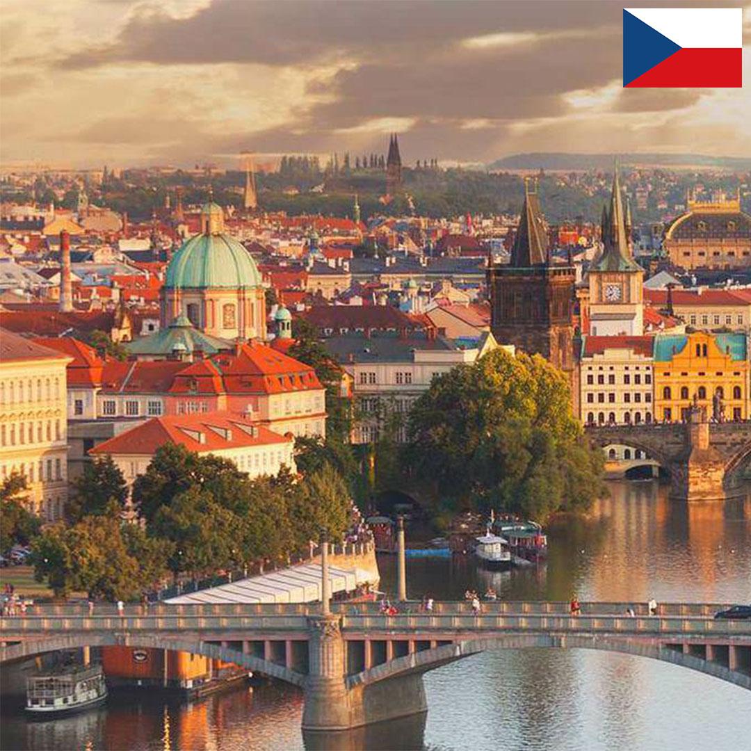 آشنایی با کشور چک