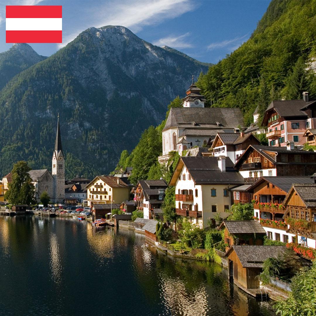 آشنایی با کشور اتریش