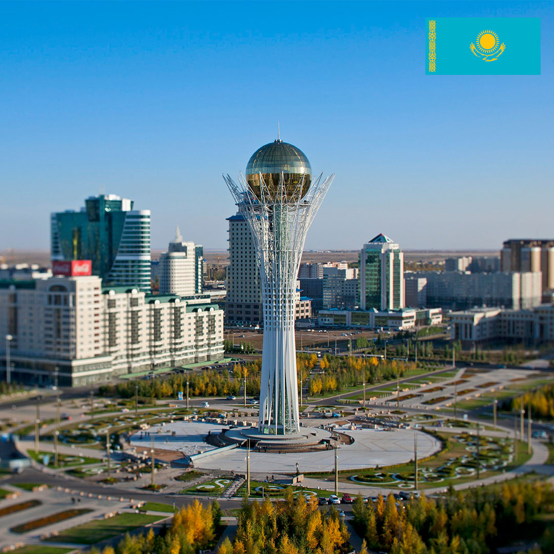 کشور قزاقستان و آشنایی با آن