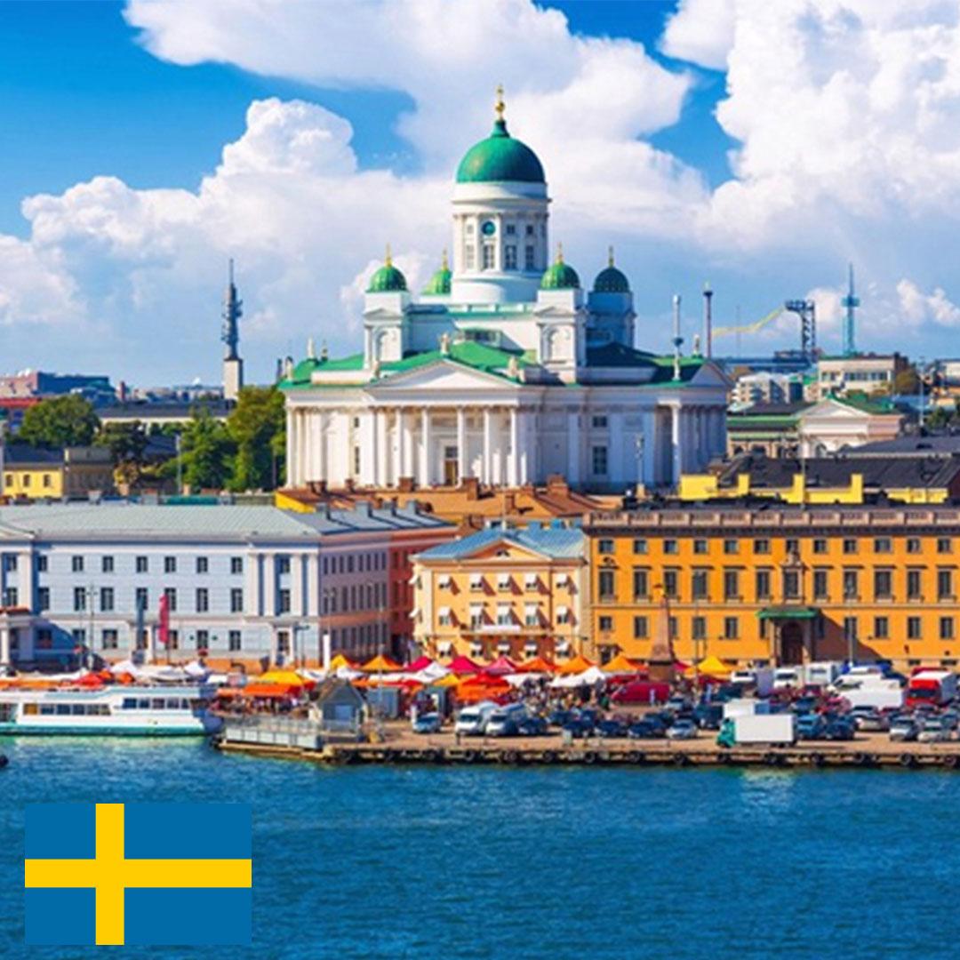 آشنایی با کشورسوئد